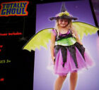 Witch Purple Fairy Good Witch Costume NWT 8-10 10-12