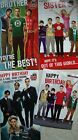 The Big Bang Theory Birthday Card Sister Brother Open
