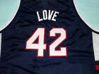 KEVIN LOVE LAKE OSWEGO HIGH SCHOOL JERSEY Blue NEW -   ANY SIZE XS - 5XL