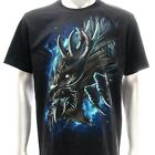 r70 M L XL XXL XXXL Rock Eagle T-shirt Tattoo Glow in Dark Dragon RYU Monster