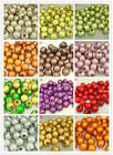 50g 10mm Unique Miracle Acrylic Nice Crafts Loose Beads For Jewelry Making