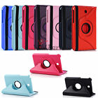 """For Samsung Galaxy Tab 3 360 Rotating PU Leather Case Cover 7.0"""" P3200 P3210 New"""