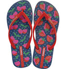 Ipanema Unique Womens Flip Flops / Sandals - Fruit 81027 - See Sizes