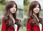 2013 Fashion Sexy fashion long hair lady Synthetic Hair wave wig wigs