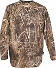 Jack Pyke Long Sleeve T-Shirt Grassland Camo (S-XXXL) Hunting Shooting Fishing