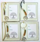 Tree of Life Pagan Pendant Charm Jewellery Gifts Wicca Witch Christmas Birthday