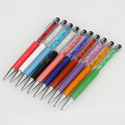 New Long Bling Crystal Ballpoint Touch Screen Pen  Stylus for Mobile Cell Phone