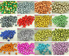 50g/900pcs 4mm Miracle Acrylic Charms Crafts Loose Beads For Jewelry DIY Making