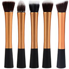 Golden Pro Concealer Dense Powder Blush Foundation Brush Cosmetic Makeup Tool