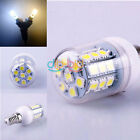 E14 4W 30 LEDs 5050 SMD Cover Corn Light Bulb Warm Pure White Long Life Lamp