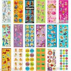 HUGE SELECTION VTG CHARACTER AND SPORTS STICKERS ~ Pick 1 or Many to Create SET