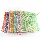 Wholesale Lots 150x Various Organza Pouch Bags Wedding Favor Gift Bags 16x11cm