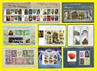 2008 Miniature Sheet Issues of Great Britain each Sold Separately Mint nh