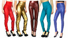 Sexy Fashion Women Faux Leather Leggings Skinny High Waist Stretch Pants Legging