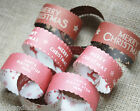 Christmas Paper Chains Decoration All Designs East of India / Gold / Red / Santa