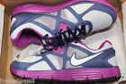 Nike Lunarglide 3 Girls GS Y Grade School Navy Grey Berry 454573-004 Free
