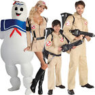 Halloween Ghostbuster Costume Kids Proton Pack Fancy Dress Outfit Overall New