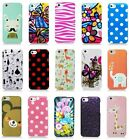 Design Hard Cover Snap On Case For iPhone 5C