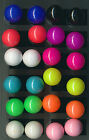 """STUD BALL EARRINGS 11 slighty Neon color hues to choose from 3/8"""" Brand New"""