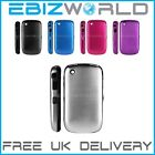ALUMINIUM HARD CASE SILICONE EDGE FOR CURVE 8520/9300 3G COVER BLACKBERRY