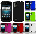AT&T Avail 2 Go Phone Rubberized HARD Protector Case Snap On Cover Accessory