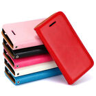 New For apple iPhone 5C Cards Slot Wallet Flip Leather Stand Magnetic Case Cover