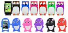 For iPhone 5C Cover Owl Dolphin Silicone Case Soft Gel Accessory