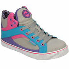 Pastry Womens Sire Colour Hi Top Grey Trainers From Get The Label