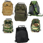 Outdoor Camping Hiking Trekking Military Tactical Shoulder Bag Sport Bag 6 Color