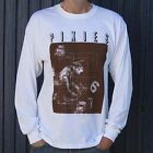 PIXIES DOOLITTLE LONG SLEEVE T SHIRT SMALL - 2XL