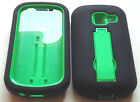 Samsung Galaxy Discover SCH-R740C Phone Case w/ BUILT IN SCREEN PROTECTOR