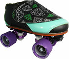 Vanilla Tiffany Diamond Walker Gorilla Pro Backspin Grape Ade Quad Roller Skates