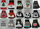 NEW PRIMARK LADY CUTE CHRISTMAS NOVELTY WINTER FINE GLOVES MITTENS ONE SIZE