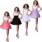 2013 Sweetheart Short Dress Bridesmaid Bridal Prom Ball Party Evening Cocktail