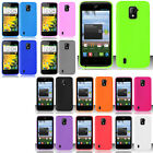 Straight Talk ZTE Majesty 796C Rubber SILICONE Soft Gel Skin Case Phone Cover