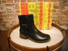 Bare Traps Tansy Black Buckle Ankle Boots NEW