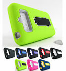 for Motorola Droid Mini XT1030  V2 Heavy Duty Hybrid Phone Case Cover +Prytool