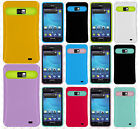 Straight Talk Samsung Galaxy II 2 S959G TPU Candy HYBRID GLOW Case Phone Cover