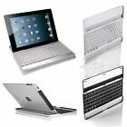 Stand Aluminum Case Cover w/Bluetooth Keyboard for Apple iPad 2 3 4th iPad Air 2