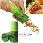 Hot 1x Vegetable Fruit Twister Cutter Slicer Processing Device Kitchen Tool