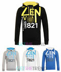 Mens Printed Graphic Hoody Mens Print Fleece Hoody Hooded Top Hoodie Jumper Top