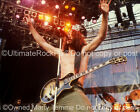 CHRIS CORNELL PHOTO SOUNDGARDEN Concert Photo 1992 by Marty Temme 5 Silverburst