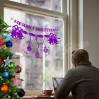 Christmas Ball & Bell Shopwindow Show Window Wall Art Decoration Sticker Decals