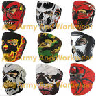 Neoprene Full Face Mask Motorcycle Biker Paintball Motorcycle Balaclava Boarding
