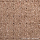 Berber Patterned Loop Pile Carpet STAIN RESISTANT Quality Feltback 4m Wide