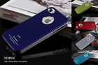iPhone 4/4S Apple Case Cover Matte Business Phone Shell 5 Colors Choice New