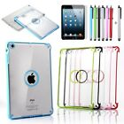 New Clear TPU Ultra-thin Hard Shell Cover Case For iPad mini with Retina Display