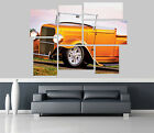 Ford Retro Truck Car Self Adhesive Wall Picture Poster Not Canvas
