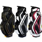 New - Powakaddy Golf Premium PVC 2013 Cart Bag - All Colours - Fits any Trolley