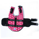 Hound Saver Vest Chic Polka Dot Outward Dogs Life Jacket Pet Life Vest 5 Size